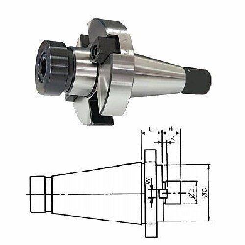 Fräsdorn D= 40 mm SK40 DIN 2080 ISO
