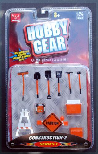 1:24 construction 2 16060 obra hobby Gear construcción de carreteras