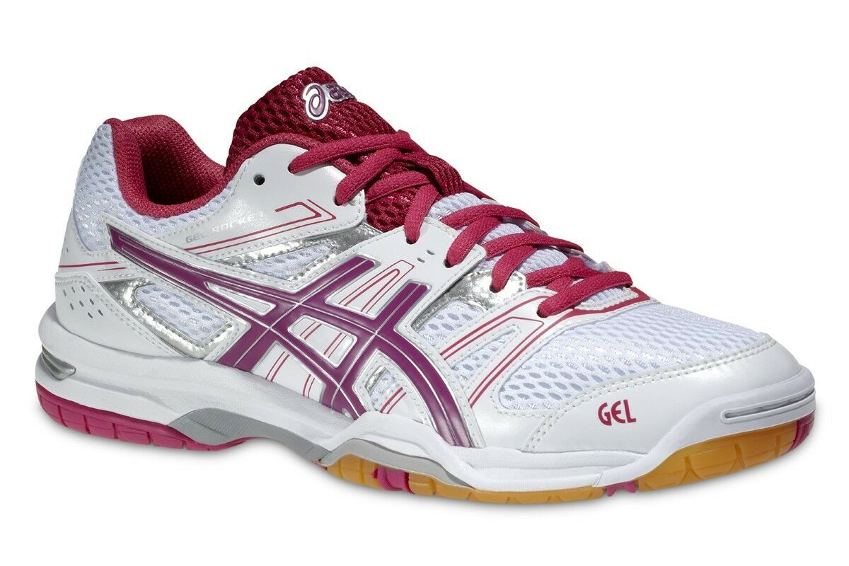 Scarpa volley Asics Gel Rocket 7 Low Damenschuhe B455N-0119 fine serie
