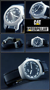 Sporty-Cat-Men-039-s-Watch-with-3-Bar-NEW