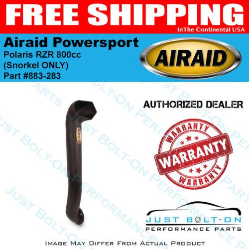 Airaid Powersport fits 08-14 Polaris RZR 800cc Snorkel ONLY