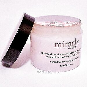 PHILOSOPHY-MIRACLE-WORKER-Miraculous-Anti-Aging-Moisturizer-2-oz-New-AMAZING