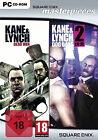 Kane & Lynch Collection (PC, 2014, DVD-Box)