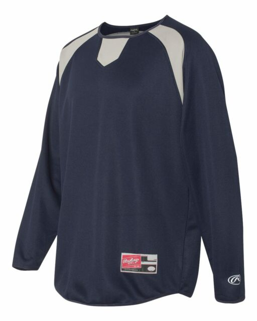 Chicago Police Memorial Rawlings/_9705 Black Long Sleeve Pullover