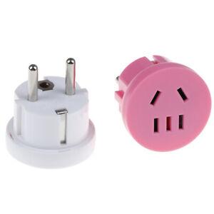 AU-To-EU-Plug-USA-to-europe-travel-wall-AC-power-plug-charger-adapter-CN-BCDE
