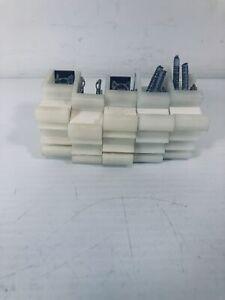 Allen-Bradley-Terminal-Block-1492-Style-CE-Lot-of-5