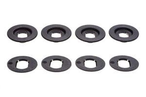 Vw Floor Mat Clips Set Of 4 Eos Gli Gti Jetta Mk5 Beetle Passat B6 Touareg Oem Ebay