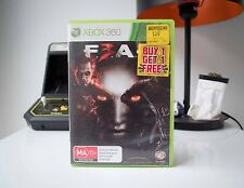 F.E.A.R. 3 | XBOX 360 | COMPLETE | SAME DAY POST