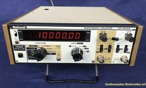 NATIONAL VP-4546A Electronic Counter