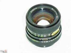 Rollei Rolleinar Qbm Lens Mc 55mm 1:1,4 For SL35, Sl 35E, 3003 Multi-Coated