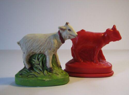 Z7184 Goat Rubber Latex Moulds by MouldMaster