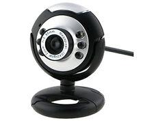 Webcam 20 MP méga pixel usb micro intégré vison nocturne éclairage led