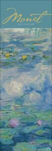 Claude-Monet-2020-Official-Slim-Wall-Calendar
