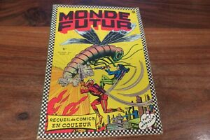 MONDE-FUTUR-RECUEIL-N-83