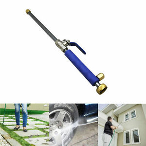 fan nozzle. image is loading high-pressure-power-washer-water-spray-gun-wand- fan nozzle