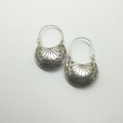 Fine Argent Sterling 925 Boucles d/'oreilles CALIN style Femmes Sac à Main Fashion Jewelry 2018
