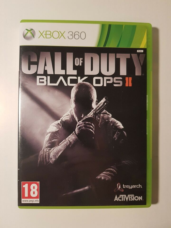 Call of Duty, Black Ops II, Xbox 360