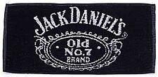 Baumwollen Bar Handtuch - Jack Daniels  495mm x 225mm  (pp)