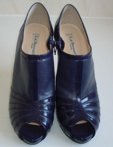 38 5 Boots Rrp Lk Purple Ankle Eu Toe Bennett Open 7 Size £250 Uk Us 5 Shoe w16xq1PY