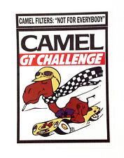 RAT ROD HOT ROD CHOPPER BOBBER TATTOO MOTORCYCLE  CAMEL GT  STICKER