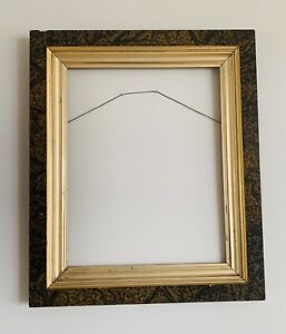 ANTIQUE FITS 19.5x15.5 Inches GOLD GILT PICTURE FRAME WOOD FINE ART COUNTRY