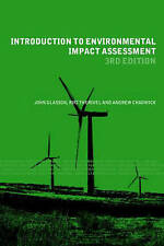 Introduction To Environmental Impact Assessment (Natural and Built Environment