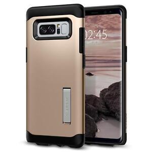 Case-SPIGEN-SGP-SLIM-Armor-for-Samsung-Galaxy-NOTE-8-GOLD-587CS21837