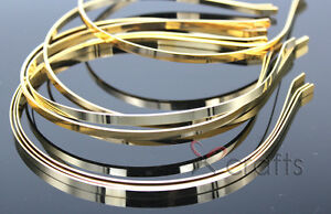 5MM-DIY-Gold-Color-Metal-Hairband-Women-Baby-DIY-Hair-headband-Accessories