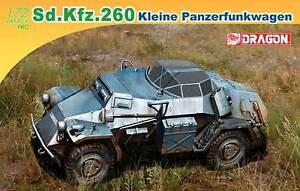 Dragon-1-72-7446-Pequeno-Panzerfunkwagen-sd-kfz-260