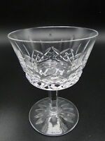 """Waterford Cut Glass """"Lismore"""" Liquor Glasses 4 1/8"""" Clear Crystal"""