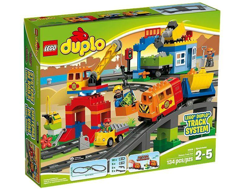 LEGO® DUPLO® 10508 Eisenbahn Super Set NEU OVP NEW MISB NRFB