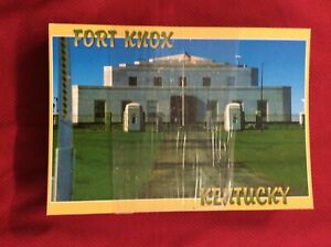 A NEW DAY IN KENTUCKY POST CARDS NOS LOT OF 50 CARDS NEW WAREHOUSE FIND