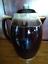 Pfaltzgraff-Brown-Drip-Glaze-Pottery-Pitcher thumbnail 3