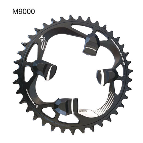 Fouriers 7075 Single Ring Chainring BCD 96 96mm For Shimano XT M8000 M9000