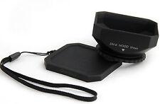 37mm Lens Hood Shade Cap For Canon HR10 HF20 HV10 HF200
