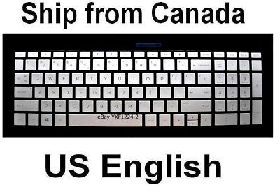 US English Keyboard for HP Pavilion 15-CC 15-CC610 15-CC610MS