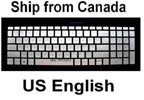 US English Keyboard for HP Pavilion 15-CC 15-CC610 15-CC610MS