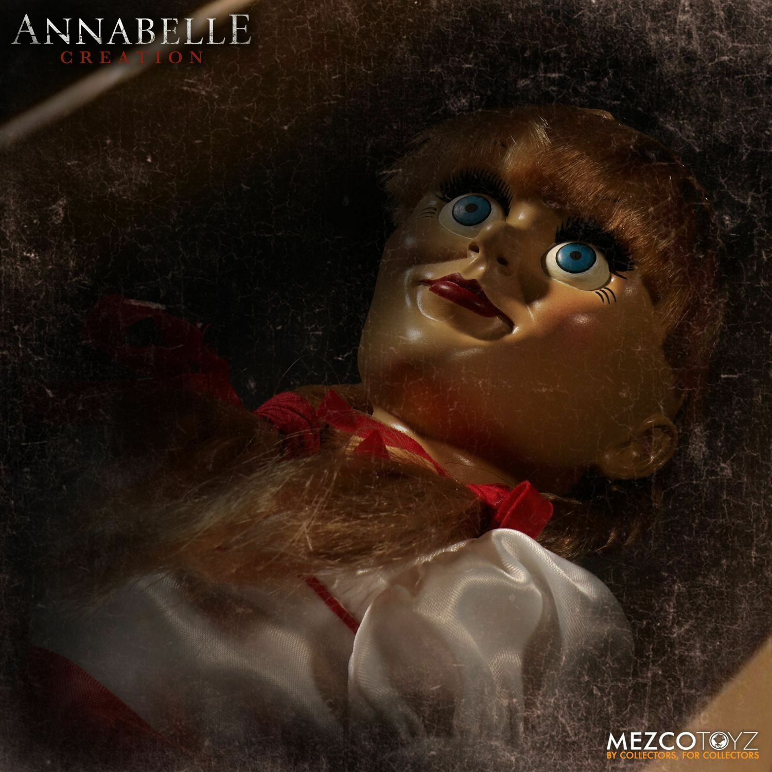 Mezco Toyz Annabelle Creation Warner Brothers Doll 18 Inches Action Figure 90503