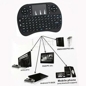 Wireless-2-4Ghz-Keyboard-for-PC-Android-TV-XBOX-360-Mini-Touchpad-Mouse