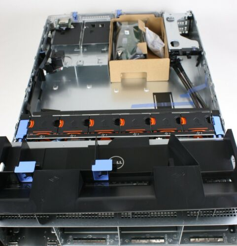 "New Dell PowerEdge R720xd LFF 3.5/"" x 12 Case /& parts R720 to R720xd upgrade kit"