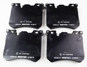 Nouveau Mintex Disque Avant Plaquettes de frein Set-MDB2849