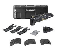 Rockwell RK5131K 32pc 3.5A Universal Sonicrafter Kit with Hyper Lock