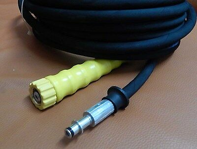 10 Metri Tubo Alta Pressione Per Kärcher Hd 600 645 Plus 650 650 Plus 650 Sx-uch Für Kärcher Hd 600 645 Plus 650 650 Plus 650 Sx It-it