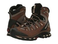 Men's Salomon Quest 4d 2 Gtx Waterproof Hiking Trail Backpacking Boots -- --