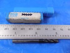 "1//8/"" Dia x 1//2/"" Cut x 2/"" OAL 4 Flute Extended Ball Carbide End Mill USA 5-Pk E12"