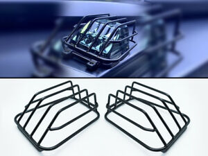 Front-Turn-Signal-Corner-Light-Guard-Cages-Cover-For-Mercedes-Benz-W463-G-Class