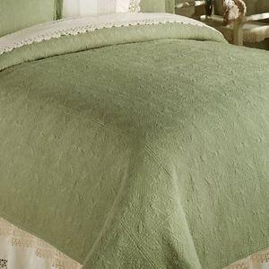Twin Linen Quilt