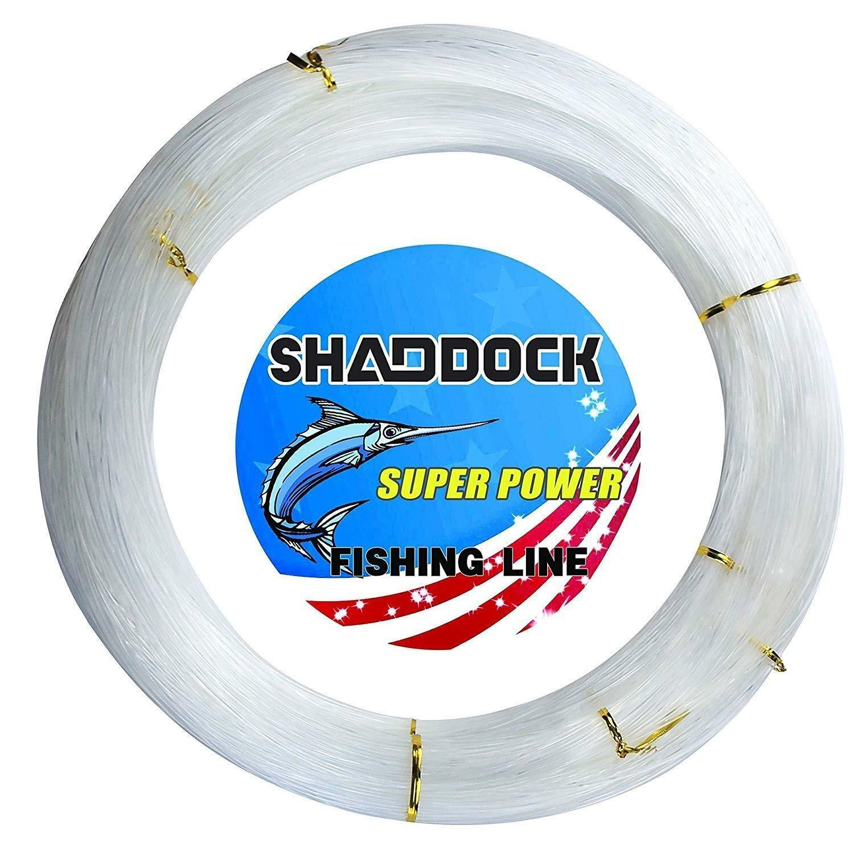 Monofilament Fishing  Line Clear Super Power Premium Mono Nylon Line 13lbs-396lbs  is discounted