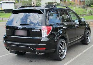 Details about Subaru Forester Mud Flaps 2009, 2010, 2011, 2012, 2013  RokBlokz, SH, rally