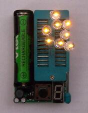 Multi-Function IC LED Optocoupler LM399 DIP CHIP TESTER Model Number Detector